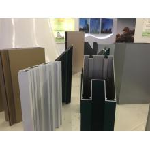 système de profilés en aluminium