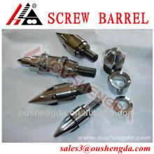 Screw, Barrel, Nozzle, Screw Tip,Injection Moulding part