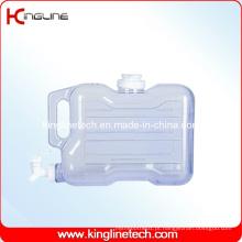 Congelador de 1,5 litros de garrafa de plástico de refrigeração Atacado BPA grátis com Spigot (KL-8013)
