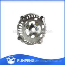 La precisión a presión piezas de la cubierta del motor de la aleación de aluminio de la fundición
