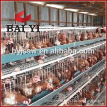 Venda 2m 30 Nest 3 Tier Chicken Breeding Cage