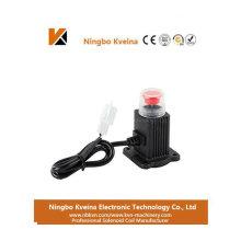 Bobina de la válvula de cierre de emergencia de gas con luz indicadora