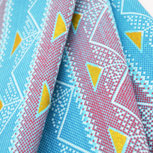Cotton Bronzing Printed Fabric