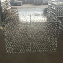 Gabion cestas / Gabion Box / PVC revestido Gabion colchão