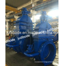 Non-Rising Stem Ductile Iron Gate Valve with Bypass