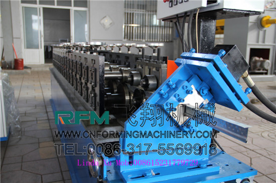 T Grid Roll Forming Machine