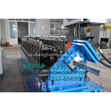 Automatisk T-Bar Cold Roll Forming Machinery