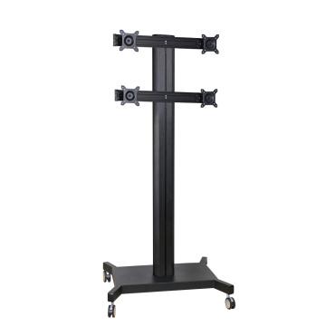 "Public TV Floor Stand 6-Monitor 10-24"" (AVD 004F)"