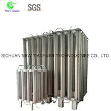 10m3 Capacity 250lh Liquid Pump Air Temperature Vaporizer