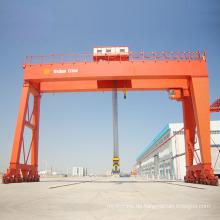 Elektrohebebühne vom Typ BMH, 10 Tonnen Portalkranspezifikation