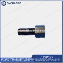 Genuine Transit VE83 Turbocharger Oil Inlet Pipe Bolt 1118115DL