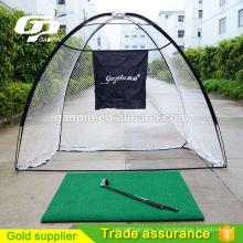 3M черный стрелять портативный Гольф обучение нетто практику вождения Откалывать Футбол крикет целевой шатер Гольф чистая