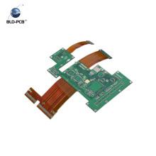 Contact à membrane flexible d'impression d'écran de panneau multicouche électrique de circuit de FPC