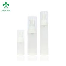15 ml 30ml High-end plastic airless pump head sprayer bottle