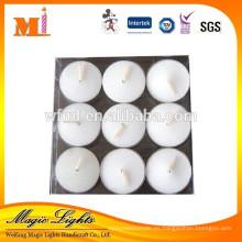 Tealight sin olor al por mayor de la fabricación profesional china