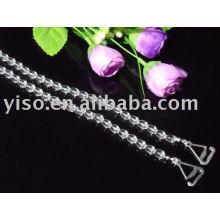 Sangles de soutien-gorge en forme de perles