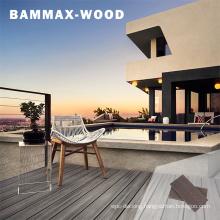 Waterproof Outdoor Long Lasting Decorative Wood Like Composite Terrace Decking
