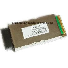 Émetteur-récepteur à fibre optique X2-Sr tiers compatible avec les commutateurs Cisco