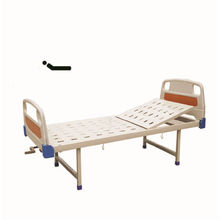 Hot Selling Single-crank Bed with PE Bed Head