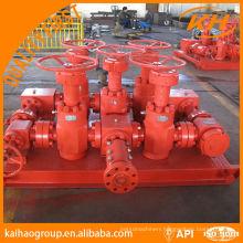 API 16C Choke & Kill Manifold for Oilfield