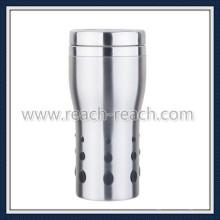 Kaffeetasse, Travel Mug-Edelstahl-Becher (R-2252)