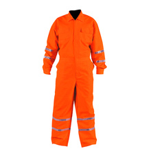 Protective Clothing with Hi Vis Reflective Tape