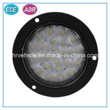 Lámpara colgante LED para remolque con E-MARK