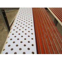 Madera Tablero acústico / panel para el panel de la pared