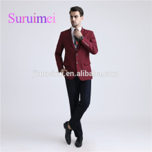 2017 Colorful men suits with long sleeves and pants free shipping hot sale in China