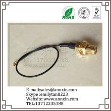 Минимальная цена новое прибытие РП-SMA женский верхний мужской соединительный кабель