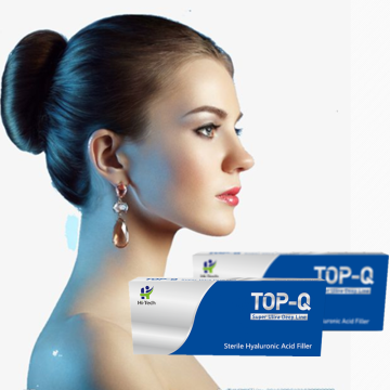 1ml top-q hurtless injectable hyaluronic acid dermal filler