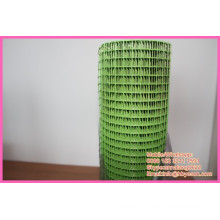 """pvc coated hardware cloth poultry coating 1/2"""" welded wire mesh"""