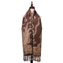 New Style Scarf 100% Polyester Winter Pashmina Shawl