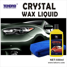 Cire de voiture à cristaux liquides