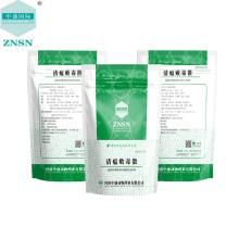 Qingwen Baidu Powder com função de expurgo para remover toxinas e resfriar o sangue