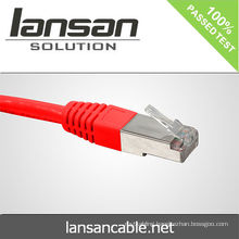 copper lan cable fly lead cat5e 24awg Network cable cat5e