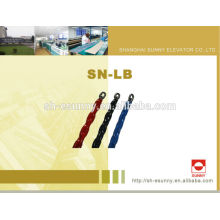 Лифт завернутый в пластик горячей продажи 2014 компенсации цепи SN-ЛБ, подъемные цепи
