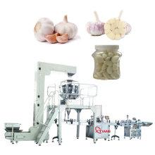 Garlic Packaging Machine For Bottle