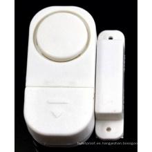 Alarma de seguridad personal del sensor magnético de la ventana de la puerta de la alarma de entrada