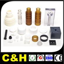 CNC usinagem de peças de plástico com alta precisão