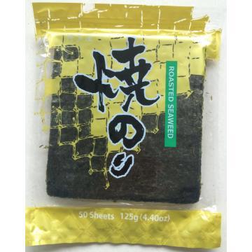 Традиционные жареные суши из морских водорослей Нори