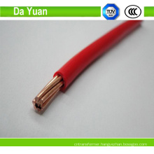 Building Wire with PVC Insulated Bvr 1.5mm2 Electrica Cable