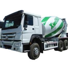 howo 8m3 high quality concrete truck mixer