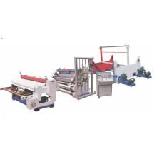 Heavy Duty Single Facer Corrugated Paperboard Linha de Produção