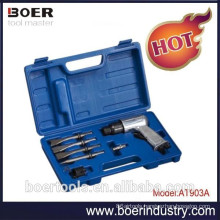 Air Tool Kit 8pcs 150mm Air Hammer Kit