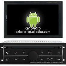 OEM! GPS del coche del DVD de la pantalla táctil de Android 4.2 para L200 + dual core + factory directamente + pantalla táctil de Glanoss + 1024 * 600