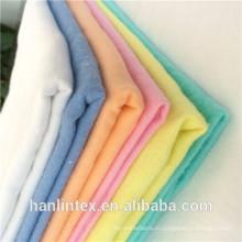 Полярная печать 100% хлопок 21 * 10 хлопковая флисовая фланелевая ткань