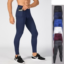 formation collants de compression de course pantalon