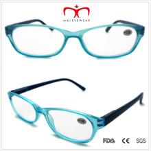 Unisex lentes de lectura de plástico (wrp508331)