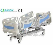DW-BD011 lit électrique 5-fonction électrique ICU lit équipements hospitaliers